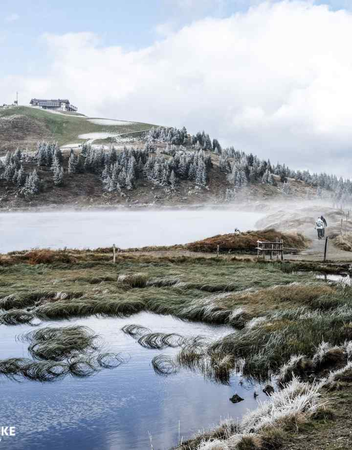 Panorama Alm, Austria